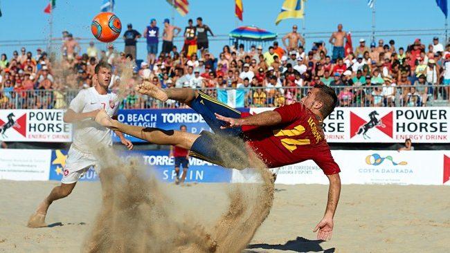 Dołącz do drużyny Heiro w Beach Soccera