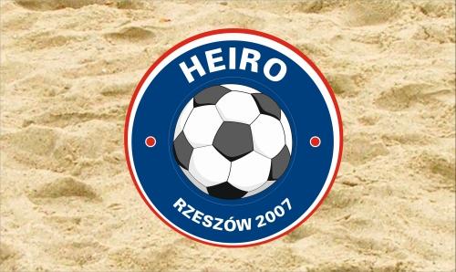 Sekcja Beach Soccera w Heiro