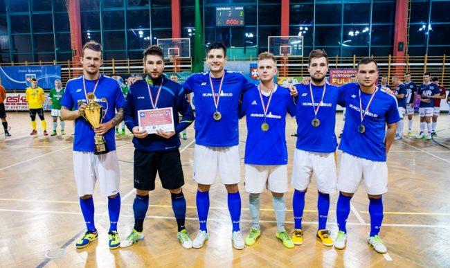 Hungerbud Katowice zwycięzcą 10. Heiro Futsal Cup