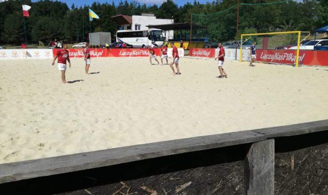 Beach Soccer: Trzeci mecz, trzecia wygrana