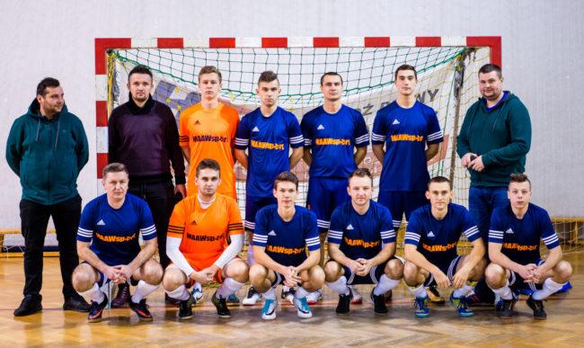 MaawSport Lubaczów kolejną drużyną w 11. HFC