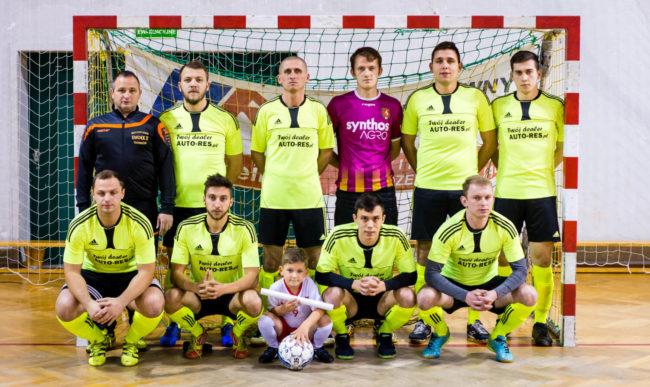 KS Zaczernie jedenastym zgłoszonych zespołem Heiro Futsal Cup