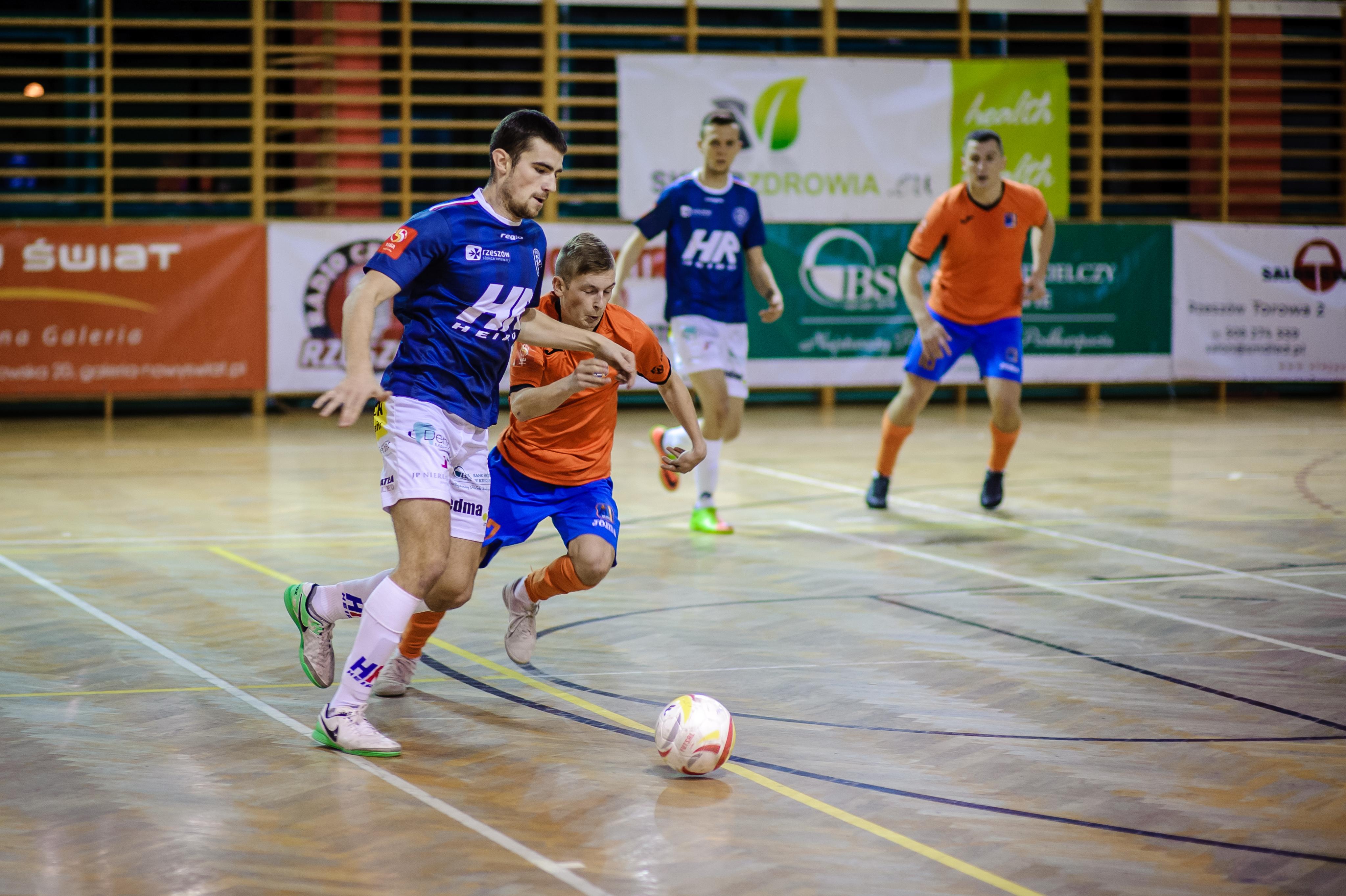Drużyny Heiro Futsal Cup 2019 - HEIRO RZESZOW futsal team