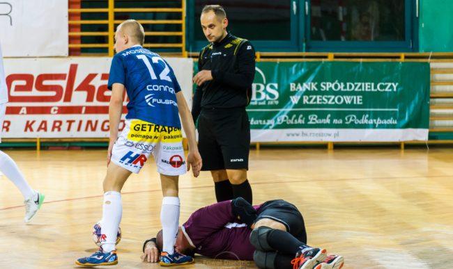 Porażka w Busku-Zdrój. Maxfarbex – Heiro 6-3 (0-2)