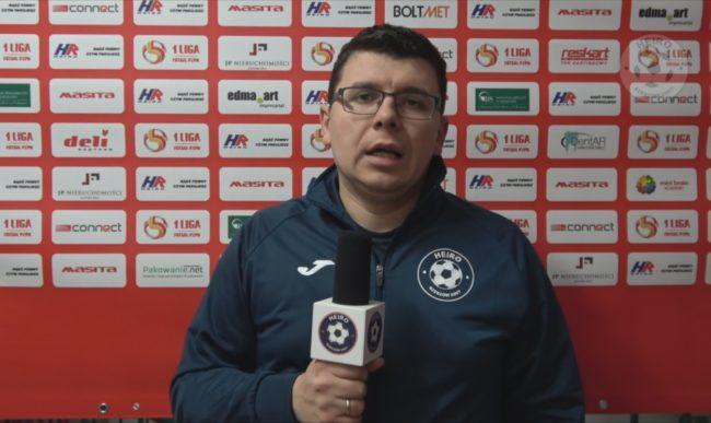 Piotr Ożóg przed Młodzieżowymi Mistrzostwami Polski (Wideo)