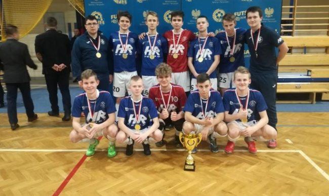 Młodzież jedzie na Mistrzostwa Polski !