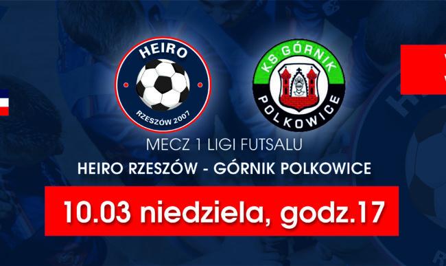 1 liga futsalu: Wicelider w Rzeszowie (n. 17)