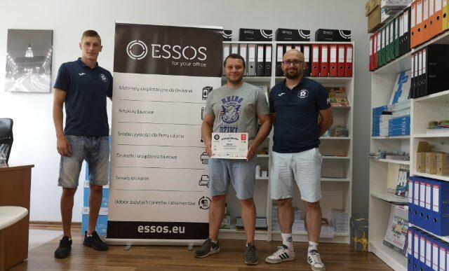 Z podziękowaniami w ESSOS