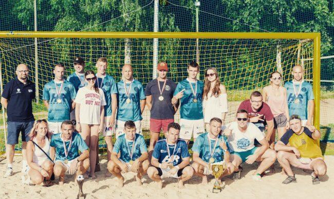 Beach Soccer: Startuje rywalizacja w 1 lidze. Gramy w Białymstoku.