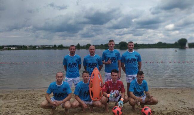 Beach Soccer: Za nami pierwszy turniej w Białymstoku