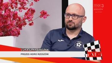 Relacja TVP Rzeszów z Mistrzostw Podkarpacia
