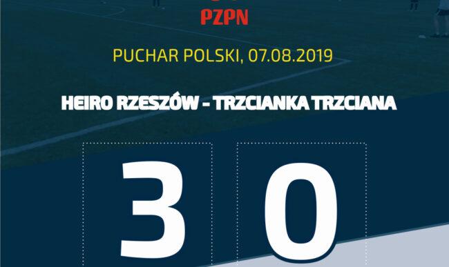Piłka nozna: Awans w Pucharze Polski