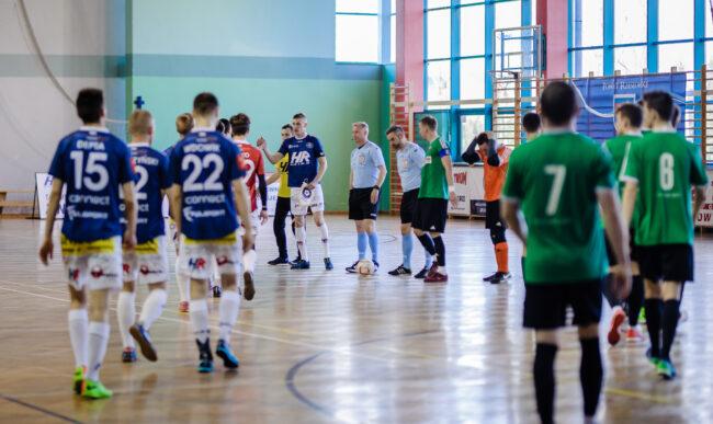 Futsal: W poniedziałek sparing z Bochnią (g. 19)