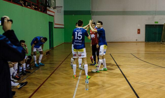 Futsal: Wygrany sparing z BSF Bochnia