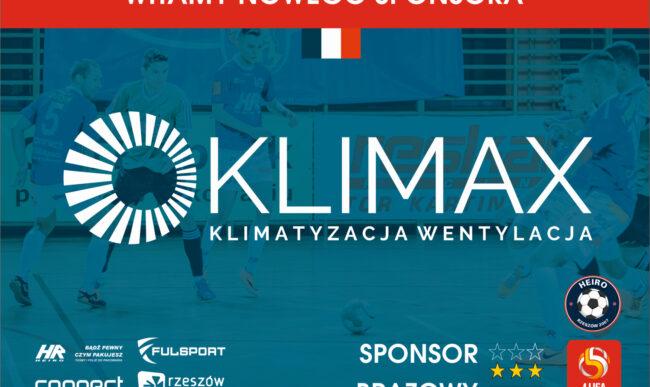 Klimax nowym sponsorem Heiro