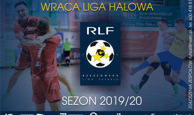 Dołącz do rozgrywek Rzeszowskiej Ligi Futsalu. Trwają zapisy !