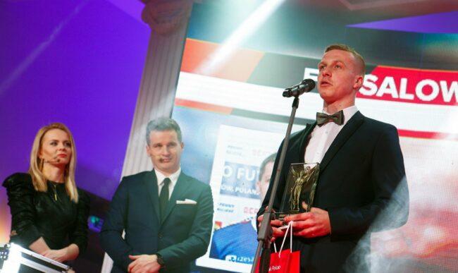 Sebastian Brocki futsalistą roku na Podkarpaciu