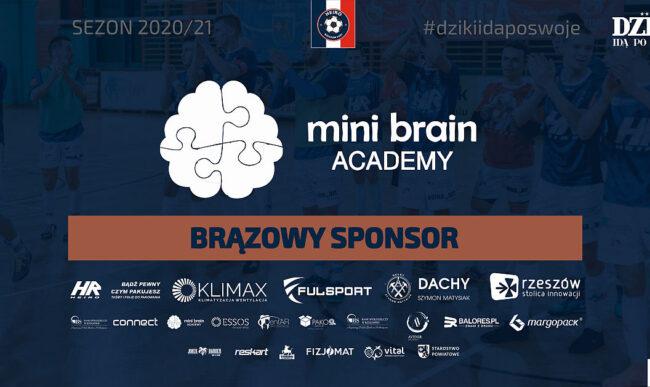 Mini Brain Academy brązowym sponsorem Heiro