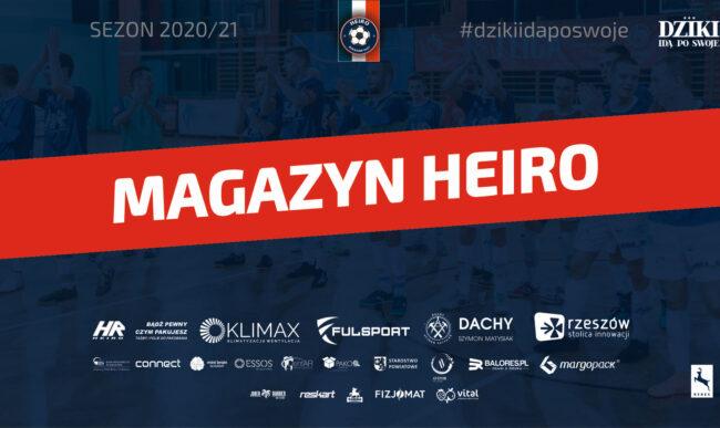Magazyn Heiro (październik – odcinek 4) / WIDEO