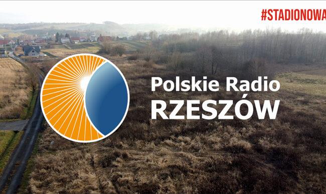 Radio Rzeszów: Nagranie prosto ze Stadionowej